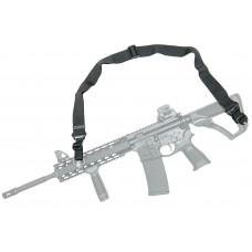 Збройовий ремінь DANAPER TP-POINT SLING, Black /3322099/