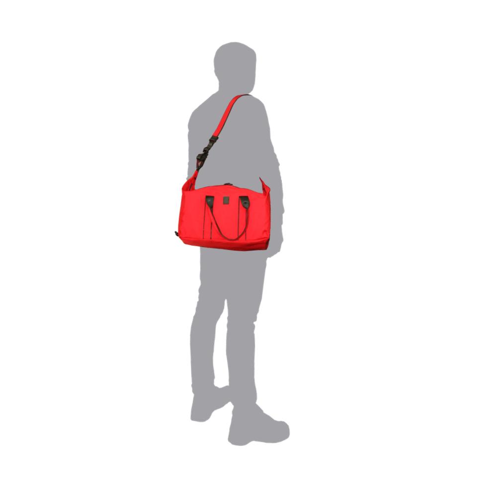 Дорожня сумка DANAPER Cargo 22, Red /1123080/
